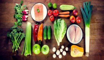 Balanced Diet & Heart Healthy Food